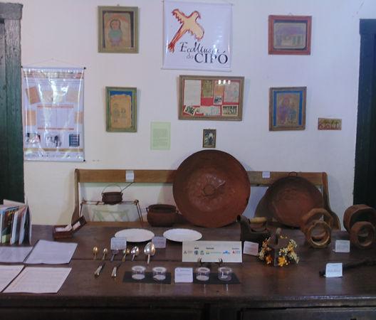 Exposição Centro da Memória Viva