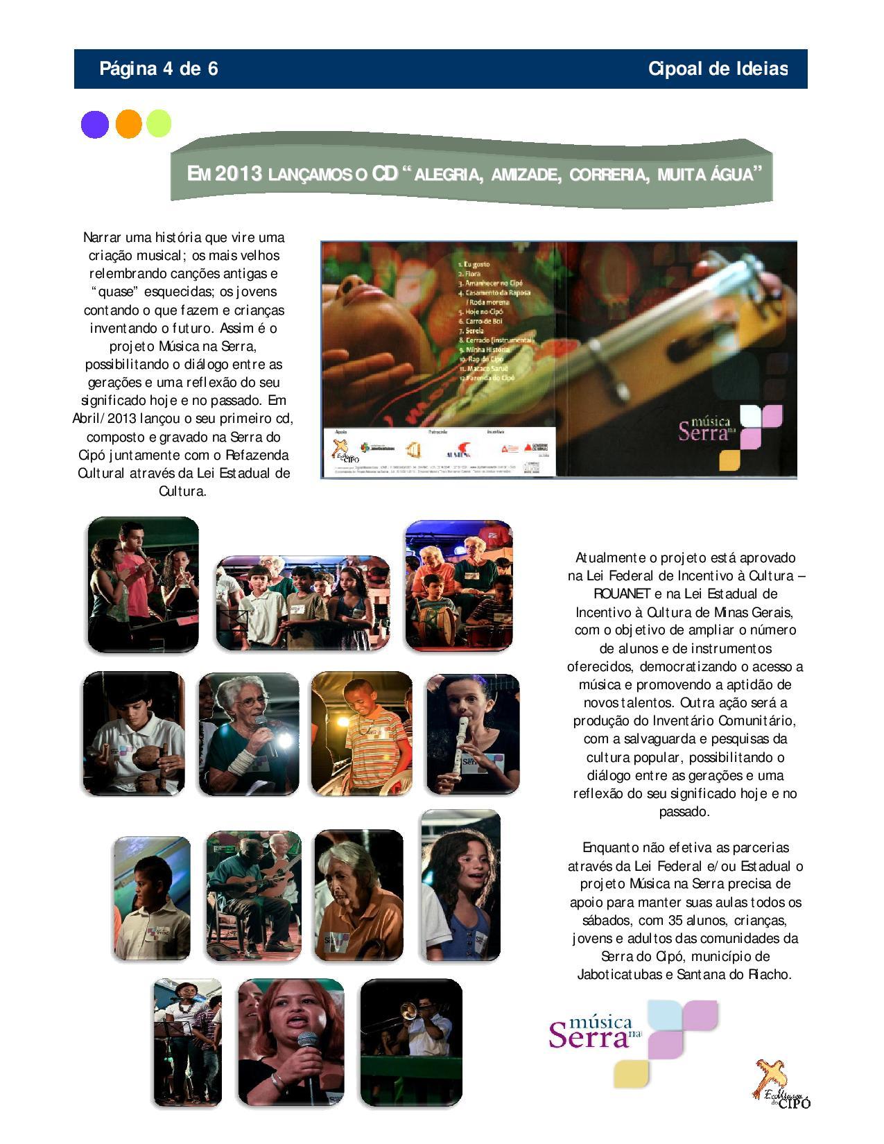Boletim Cipoal de Ideias - Ecomuseu do Cipó-page-004