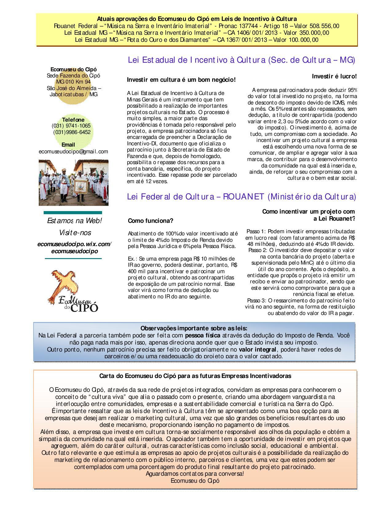 Boletim Cipoal de Ideias - Ecomuseu do Cipó-page-006