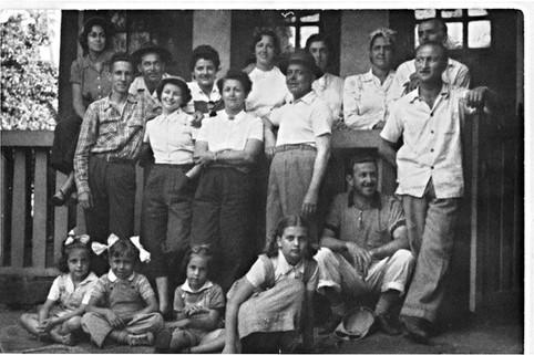 Família na Varada