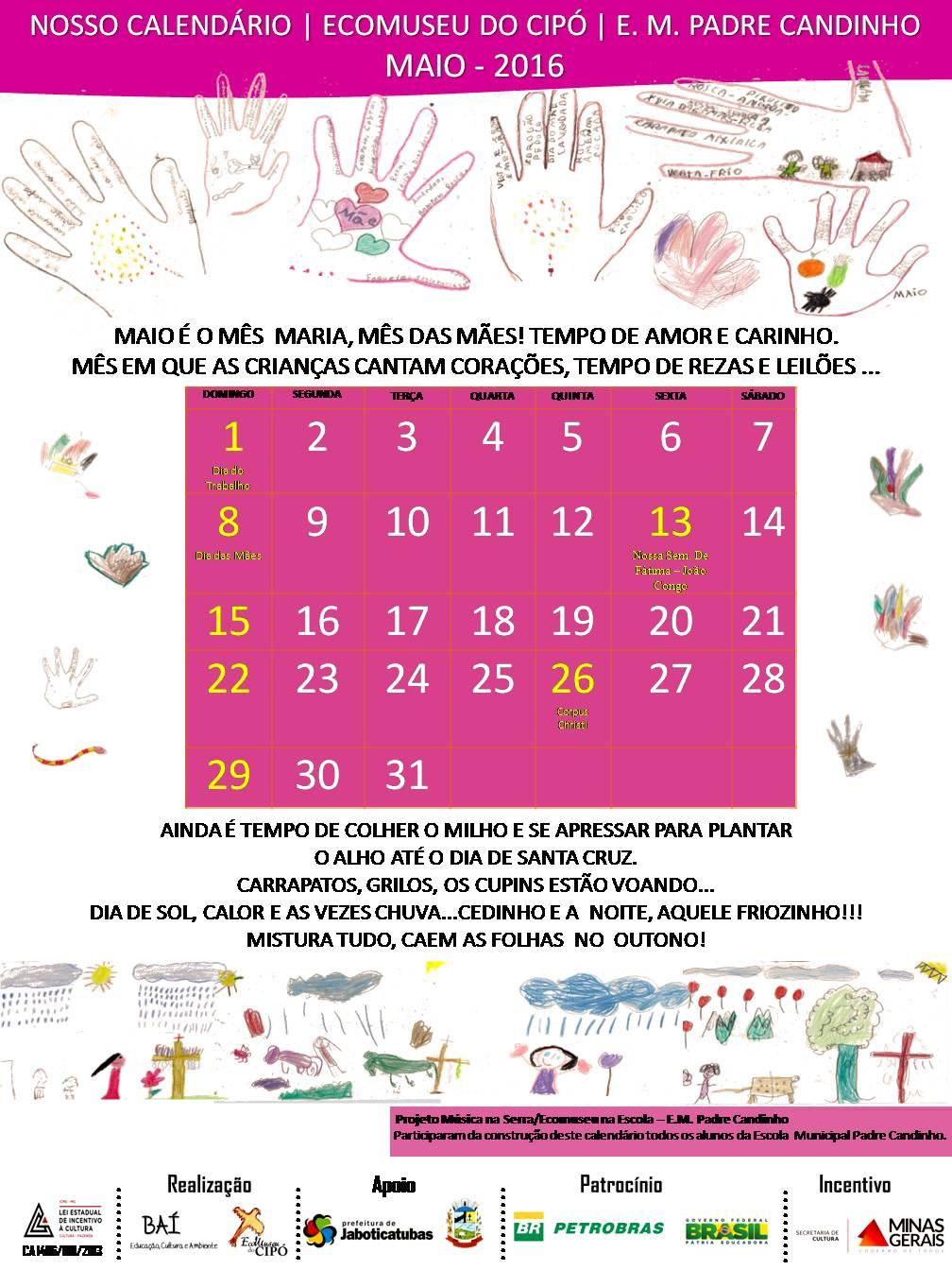 Maio no Cipó