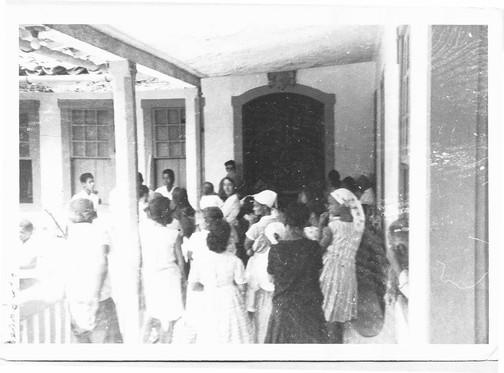 Celebração na Capela de São José