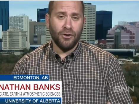 BNN profiles Hinton project & interviews Dr. Jonathan Banks