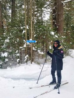 Lapland Lake Cross-Country Skiing