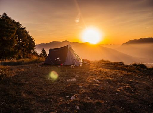 SUMMER GAMES // 1 - Vocabulaire spécial camping : Dans la tente