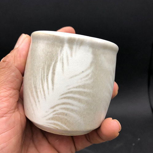 8oz. Whiskey cup 3 x 3