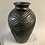 "Thumbnail: Carved Stoneware  vessel - 10"" x 6.5"""