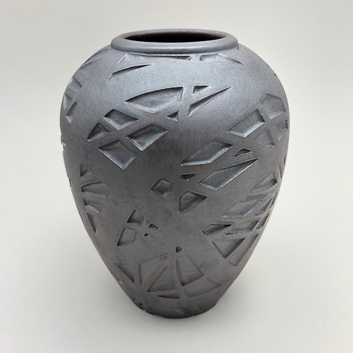 """Porcelain Vase - 7.25"""" x 5.5"""""""