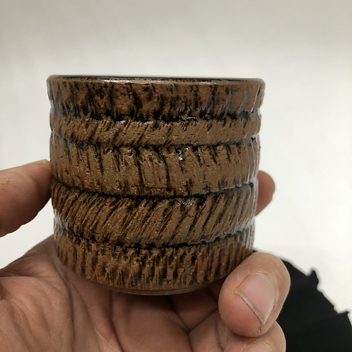 "5.5oz. Whiskey cup 2 1/5"" x 2 7/8"""