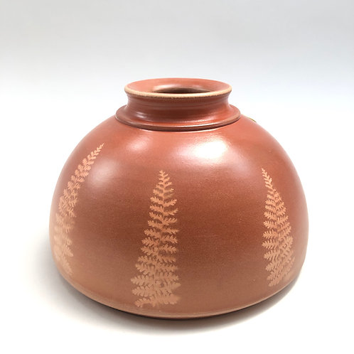 "Decorative Vase 4.25"" x 6.5"