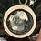 "Thumbnail: Stoneware Vessel  6.75"" x  7 1/8"""