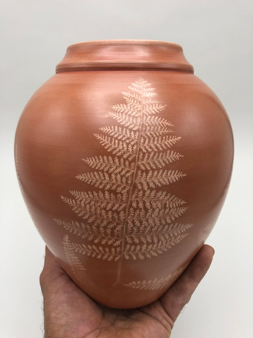 "Decorative Vase 8.25"" x 7"""