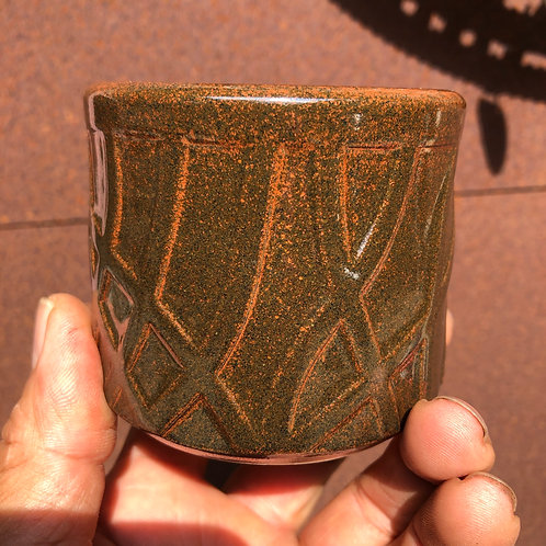"""9oz. Whiskey cup 2 7/8"""" x 3 1/8"""""""