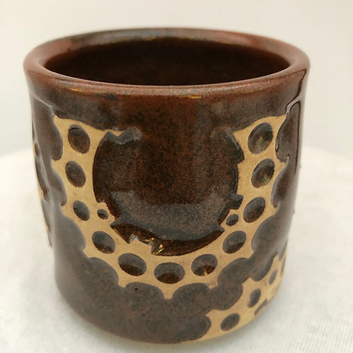 "7oz. Whiskey cup 2 7/8"" x 3"""