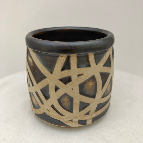 """9oz. Whiskey cup 3"""" x 3.25"""""""