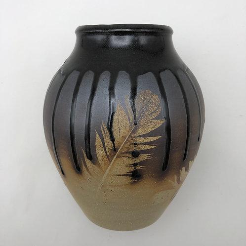 """Porcelain Vase - 6"""" x 5 7/8"""""""