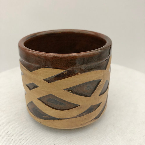 """6oz. Whiskey cup 2 5/8"""" x 3"""""""