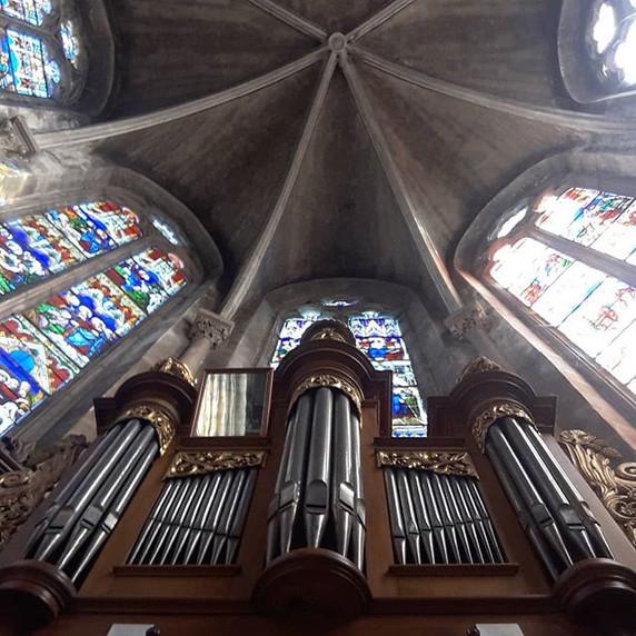 Orgue de Choeur Eglise Saint Nicolas de Neufchâteau