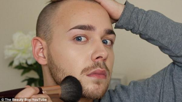 How To Contour For Men, Beginners Guide To Contouring For Men