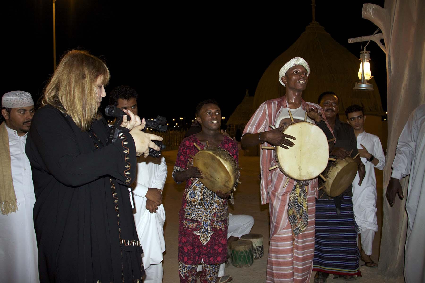 Jizani Drummers