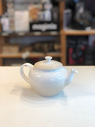 Le Creuset Petite Teapot with Stainless Steel Infuser