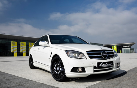 MERCEDES BENZ BY LORINSER