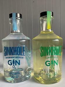 Sinhole Gin, Kilsby Sinkhole, bottle shop