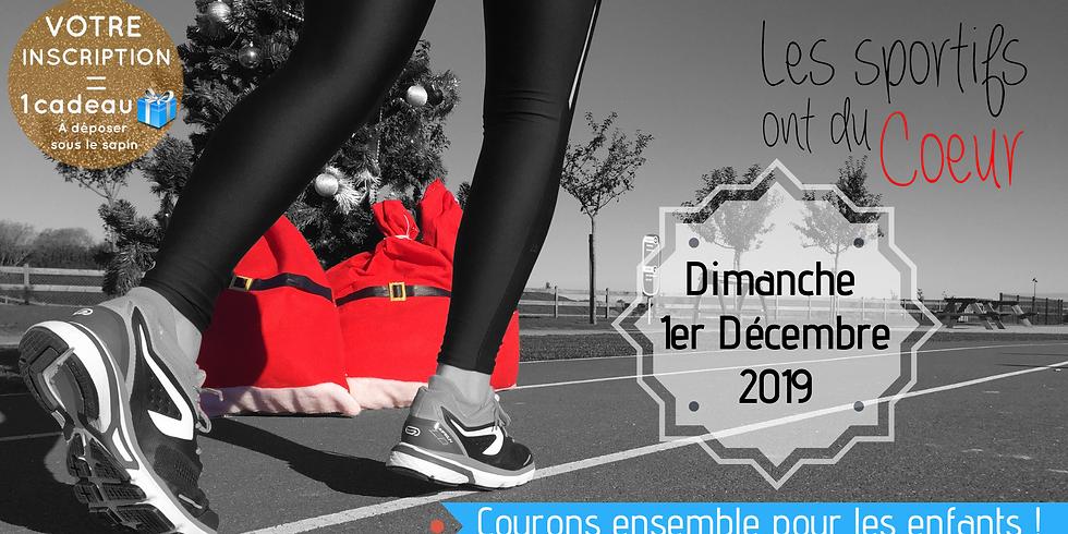 Les Sportifs ont du Coeur 2019 - Tourville La Rivière
