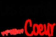Logo Les sportifs ont de coeur 2019 NOIR