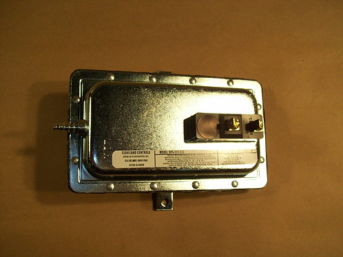 Interrupteur d'aspiration basse pression(Enviro)