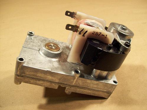 Moteur de vis poêles aux granules 1 RPM Méridian(Enviro)