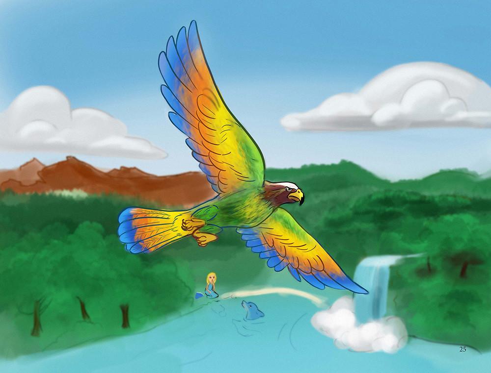 SOAR with Rainbow Metahawk