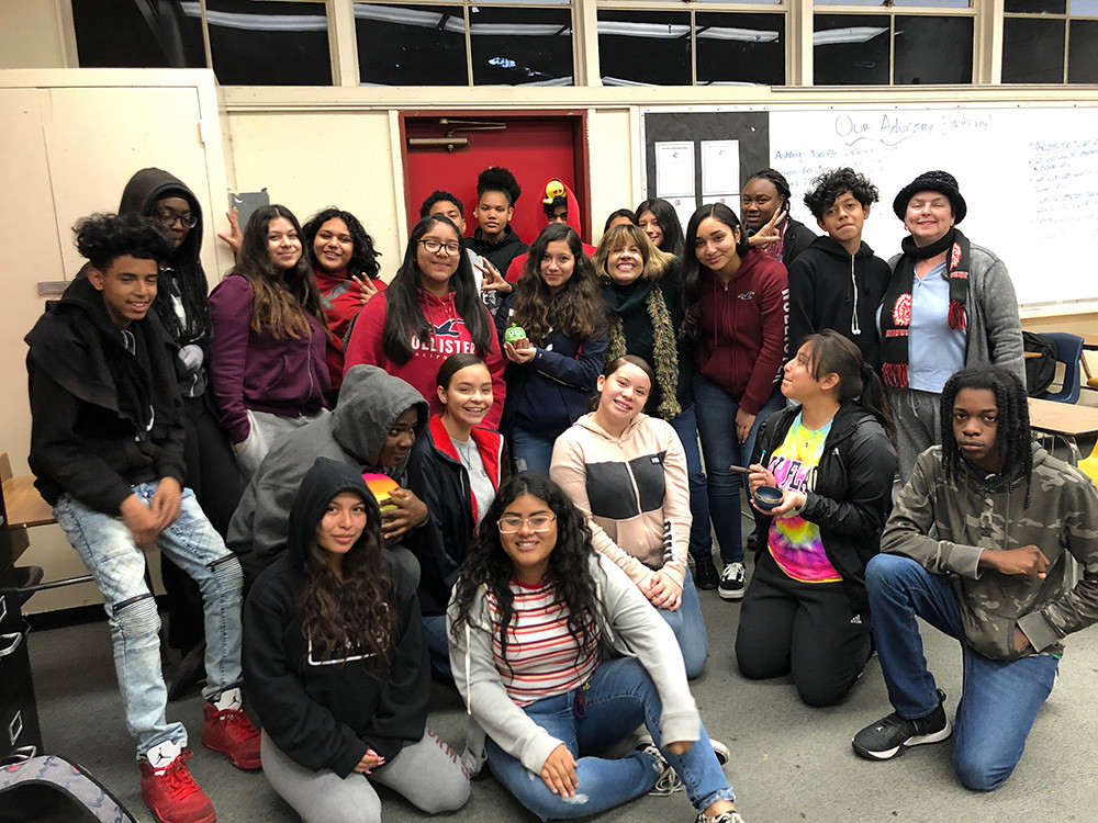 Teaching CC in Inglewood, CA