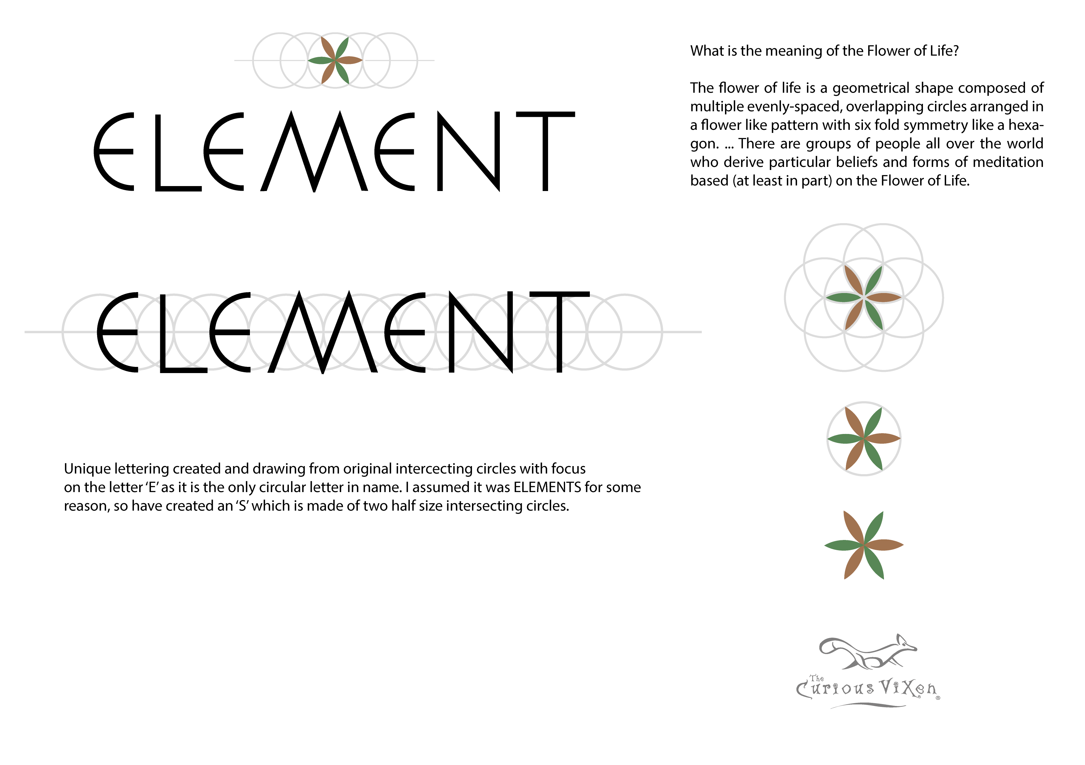 2. Develoment of Flower of Life