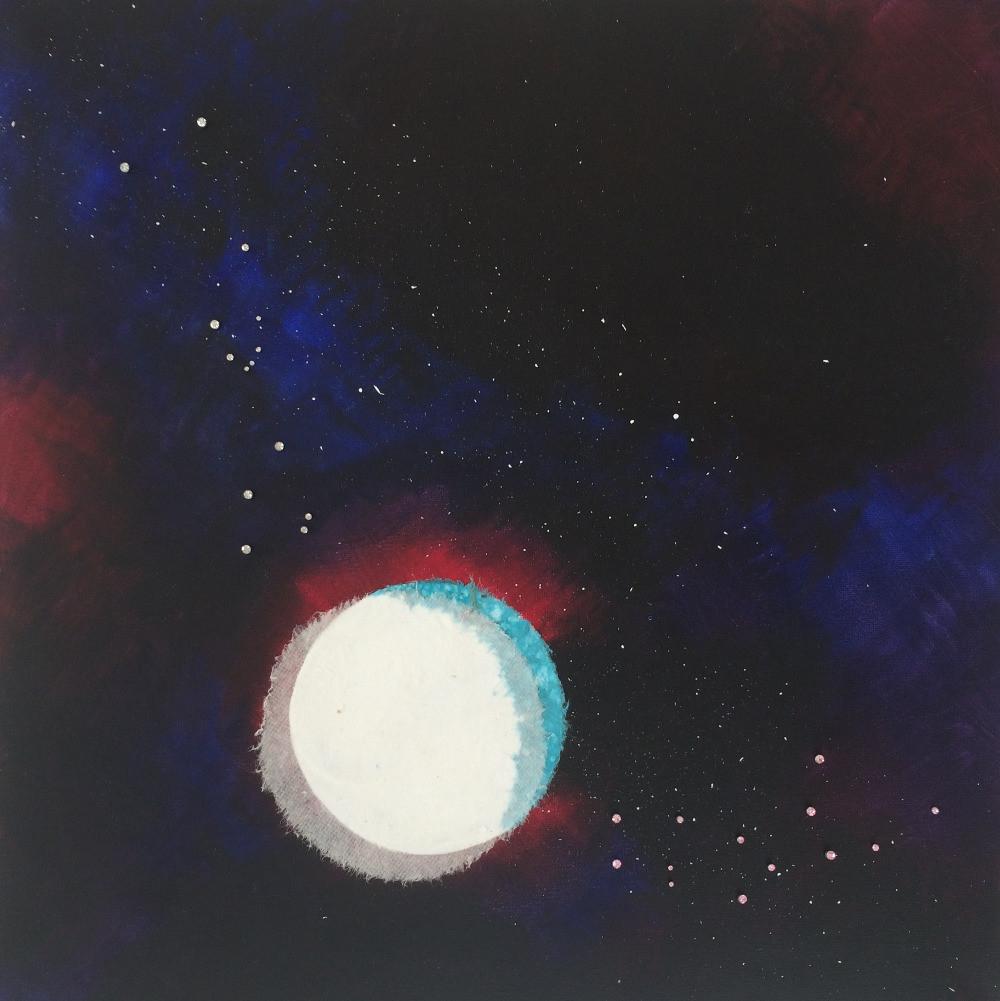 Virgo & Taurus in the Night Sky (2015)