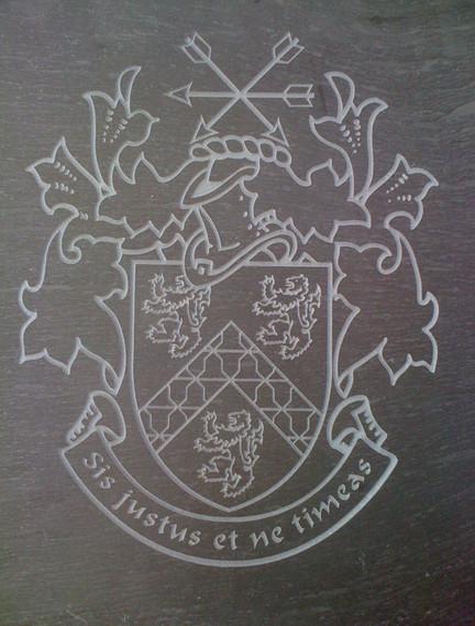 Coat of Arms on a trivet.jpg