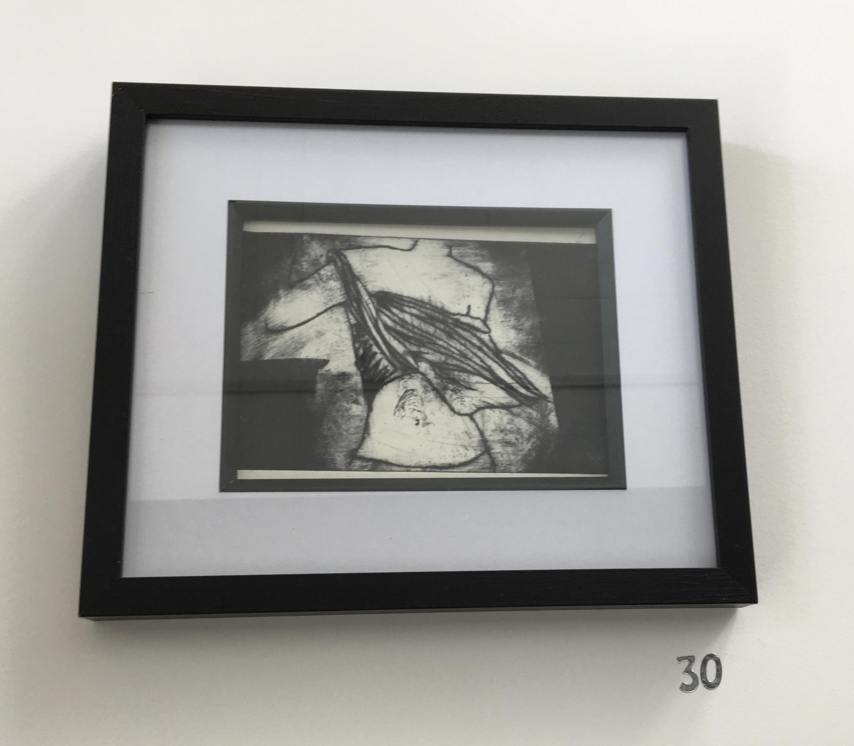 30. Untitled, Julie Dodds, 32.5 x 28 x 3, £ offers