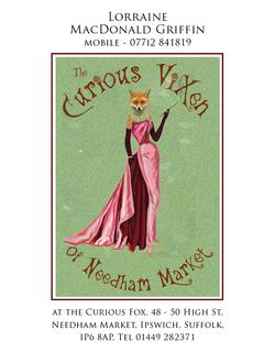 Lorraine Business card copy