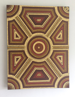 66b. Untitled, Shaun Cole, 46 x 61 x 3, £75