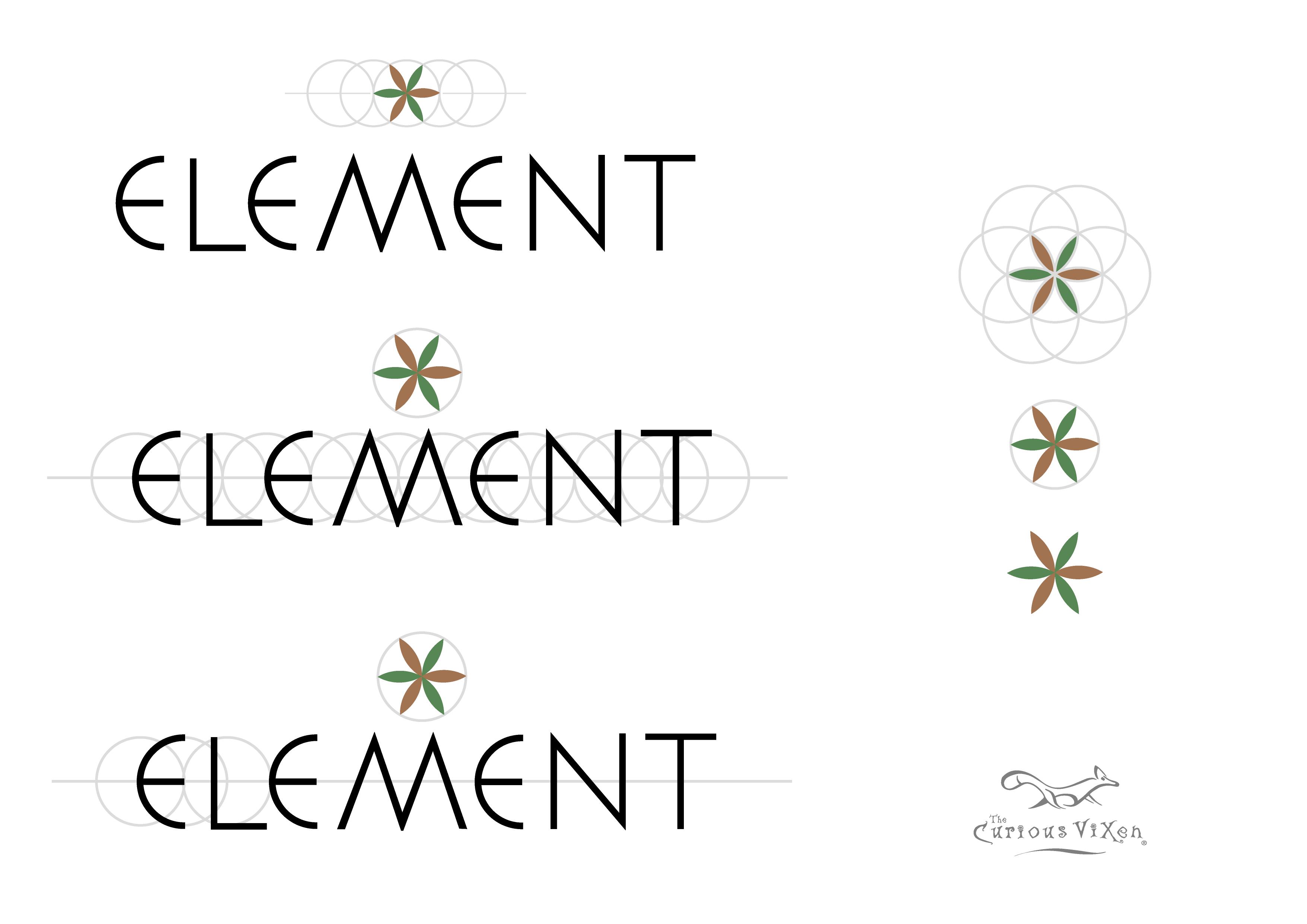 3. Digitally drawn lettering