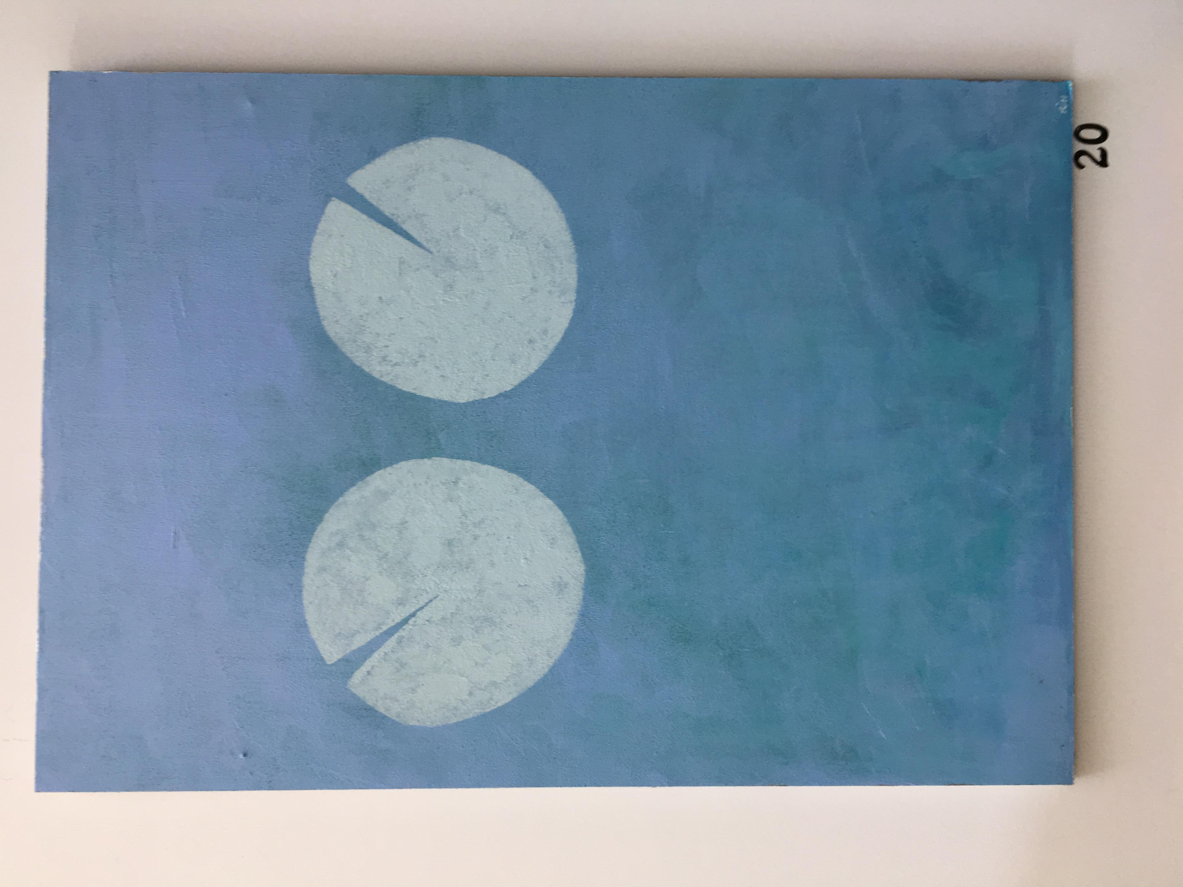 20. Version 1, Peta Hillier, 37 x 53 x 1cm, £95