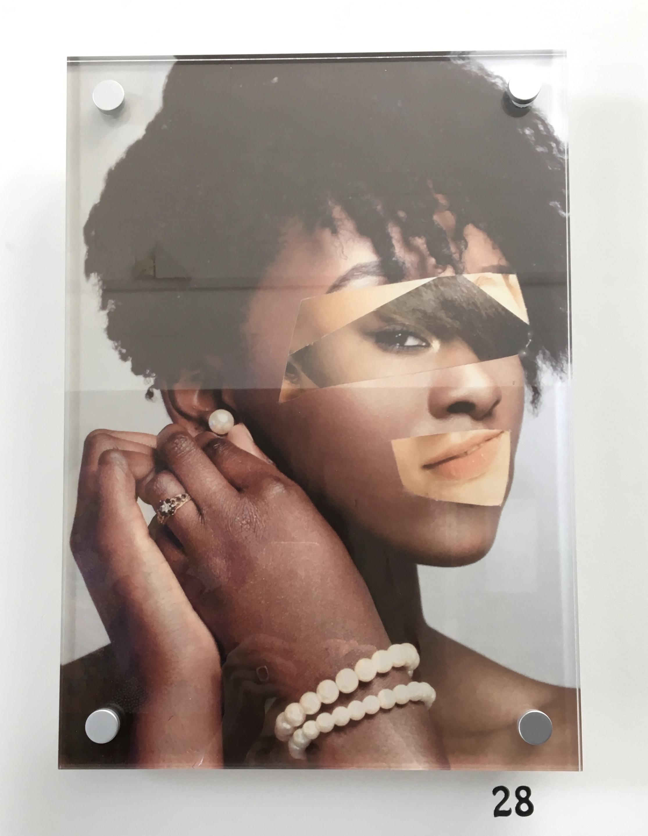 28. Untitled, Jennifer Sim, 30 x 42 x 3.5, £ offers