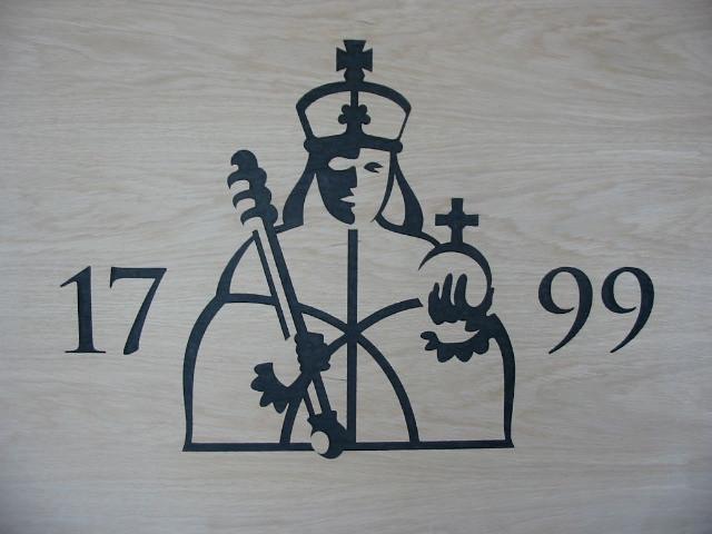 Greene King bar panels