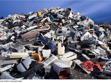 $10bn of precious metals dumped each year in electronic waste, says UN