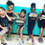 Tap Dancer with Their Tap Shoes