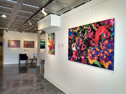 Christine Frechard Gallery Opening30