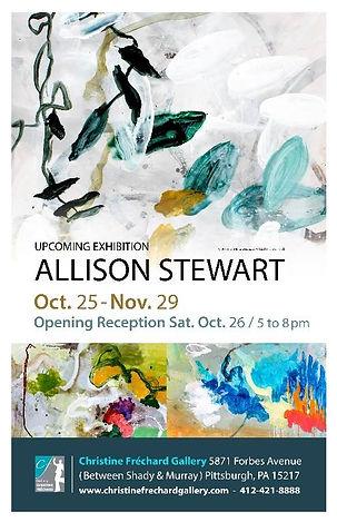 Allison Stewart Exhibit