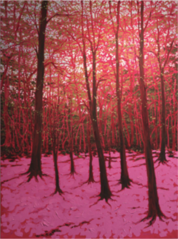 Pink Forest #2