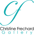 Christine Frechard Gallery Logo