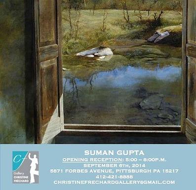 Suman Gupta Exhibit